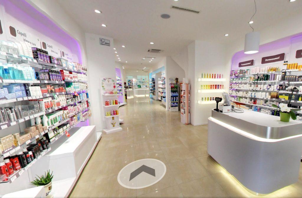 virtual tour farmacia