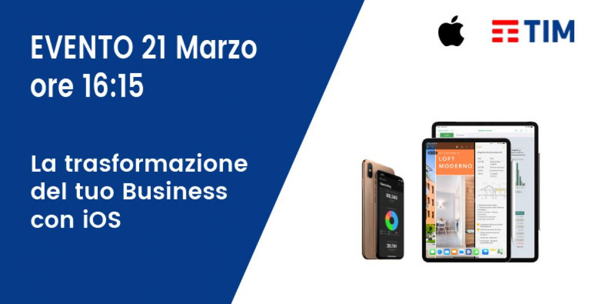 Evento Glik Apple TIM – 21 Marzo 2019
