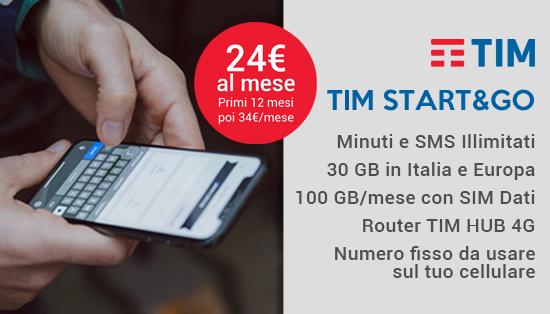 TIM Start & Go