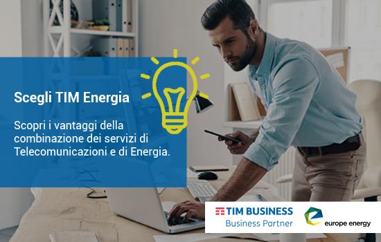 TIm Energia