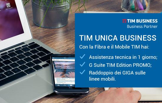 TIM Unica Business