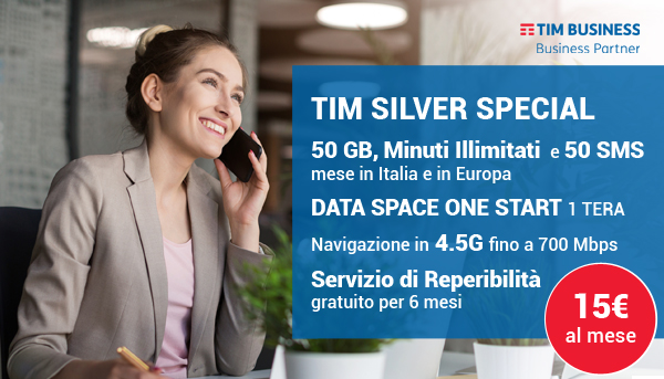 TIM Silver Special