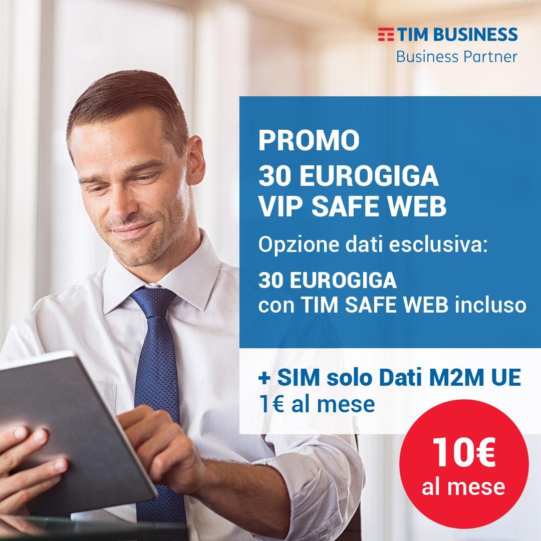 Promo 30 euro giga