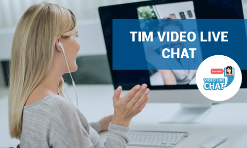 tim video live chat