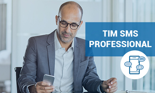 TIM SMS PROFESSIONAL