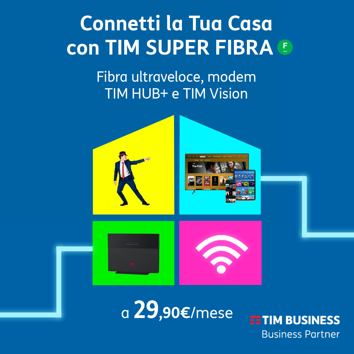 TIm Super FIBRA Casa